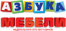 Логотип компании Азбука мебели