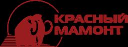 Логотип компании Красный мамонт